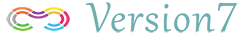 Web制作、コンテンツマーケティング | 株式会社Version7 ロゴ